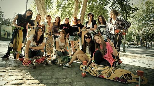 Stylons, Longboard Girls Crew Madrid, Endless Roads, Costa da Morte