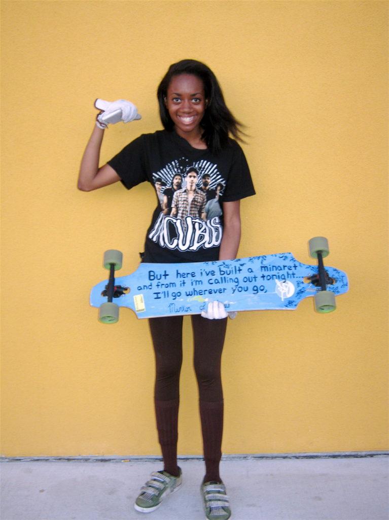 Mia Legg - Longboard Girls Crew