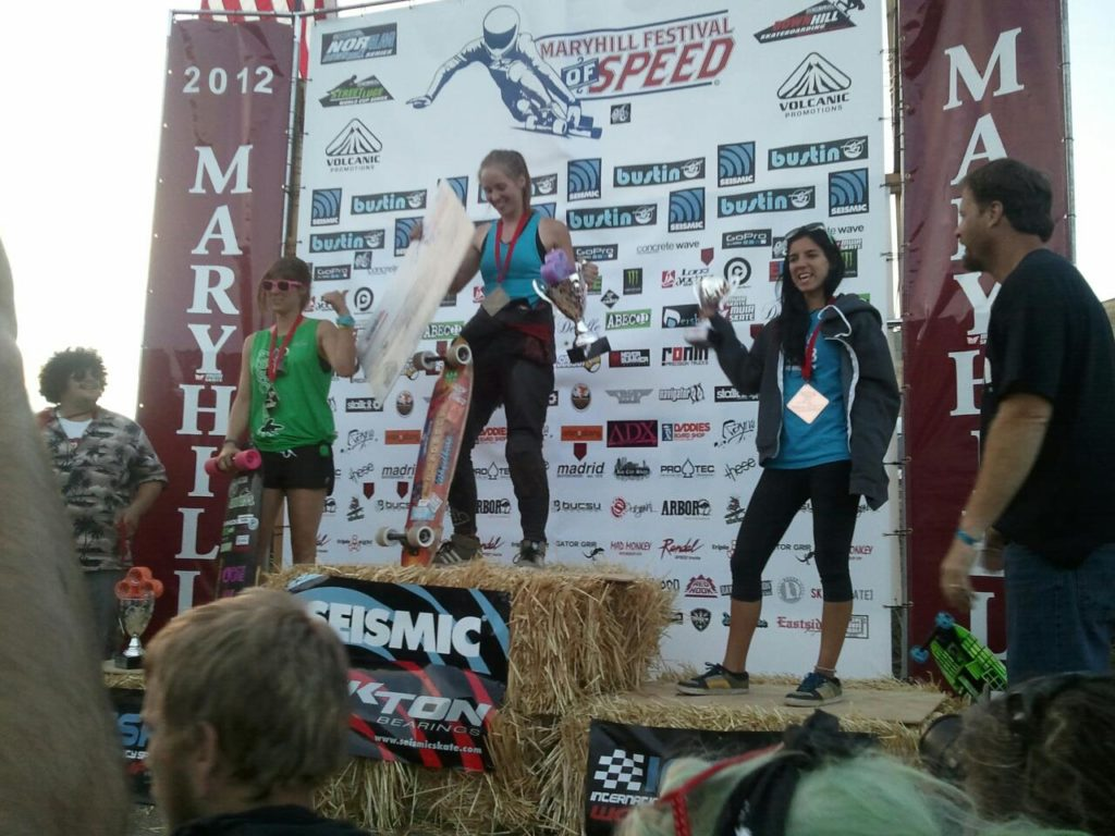 podium maryhill
