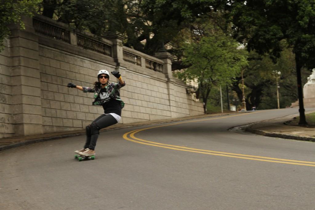 Valeria Kechichian, Longboard Girls Crew, Buenos Aires, Argentina, Líbano