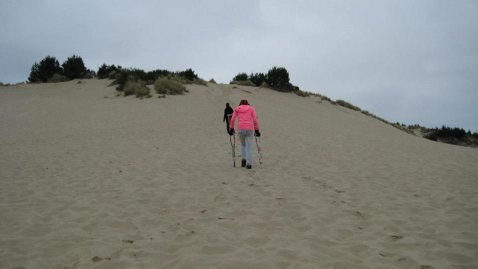 Kelsey Sand Dunes