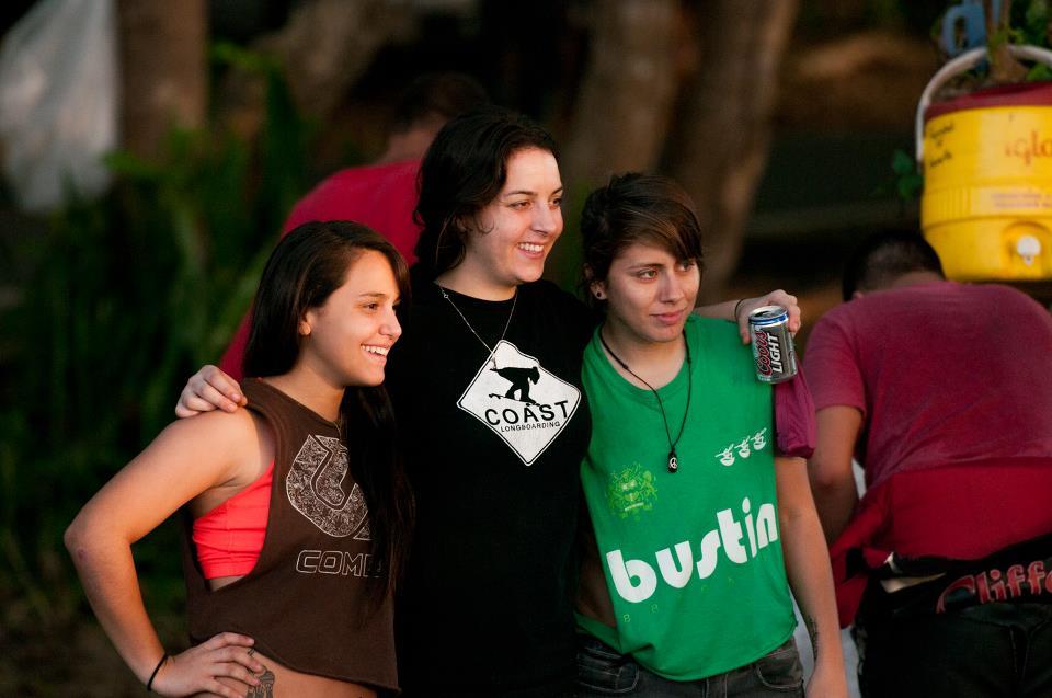 Katie Neilson, Keyla Denise & Nayhomi Cruz