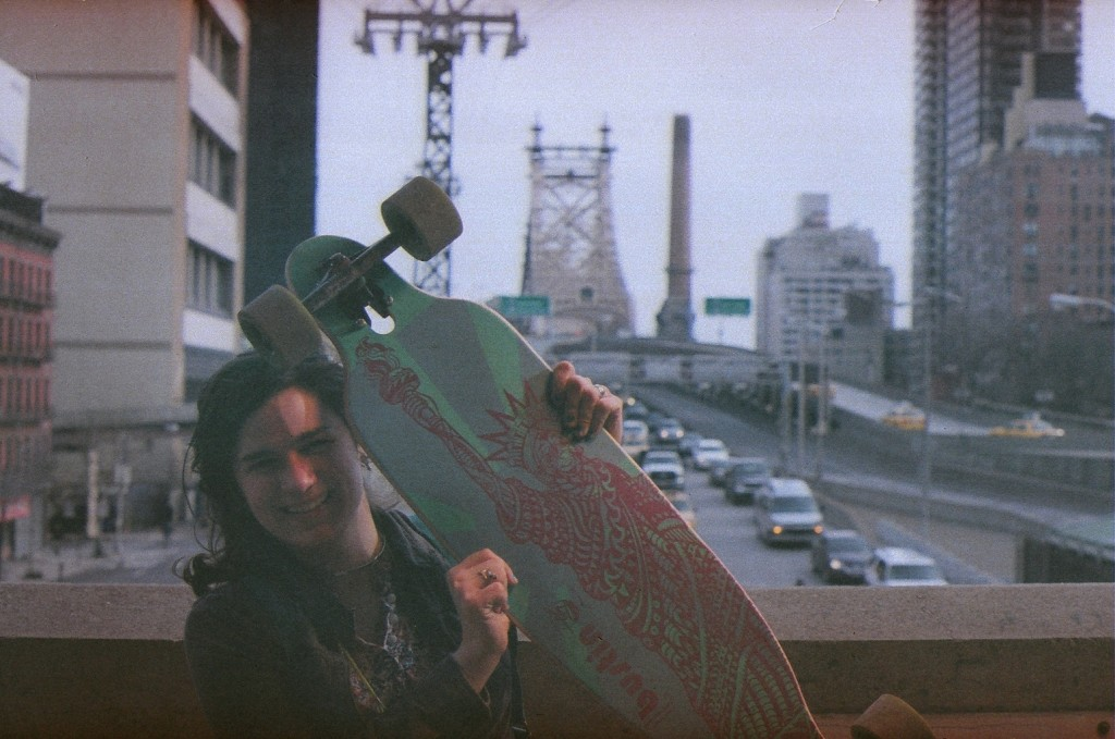 Colleen Pelech Skates NYC