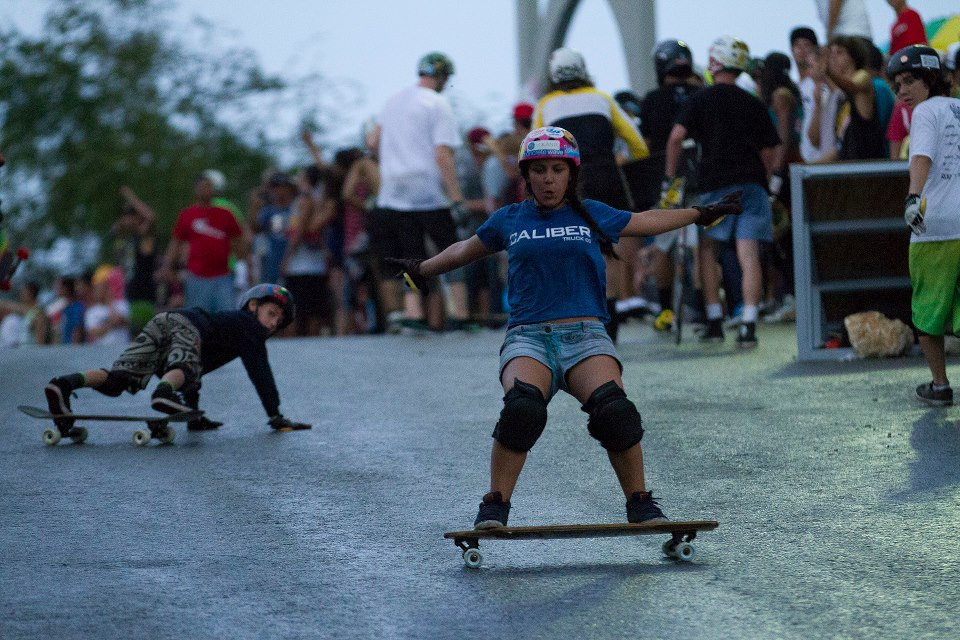 at the guajataca slidejam doing a standie got first place on the slide jam to photo by john huey
