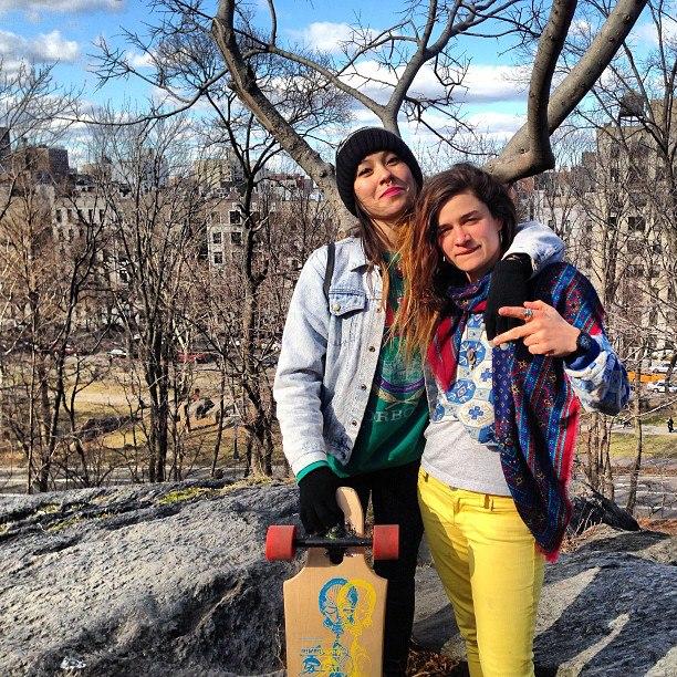 KP Perkins & Colleen Pelech