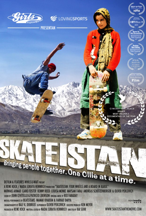 Skateistan The Movie