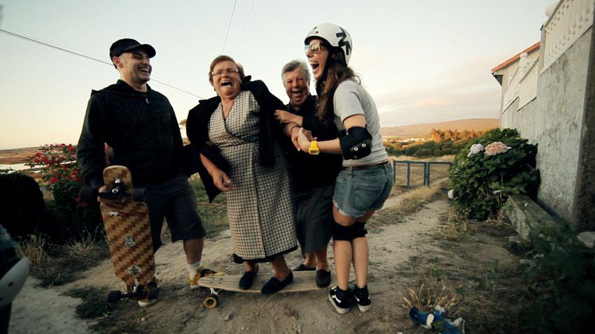 Longboard Girls Crew, Costa da Morte, Endless Roads, longboard, Consuelo, Dorinda, jefazas