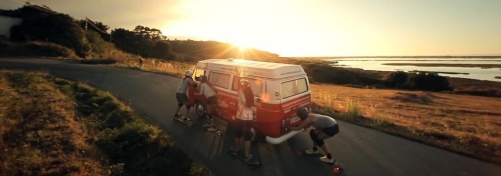 Endless Roads, Longboard Girls Crew, Spain