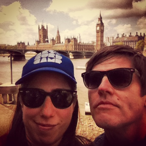 Thomas Wilczek, Valeria Kechichian, London, Big Ben