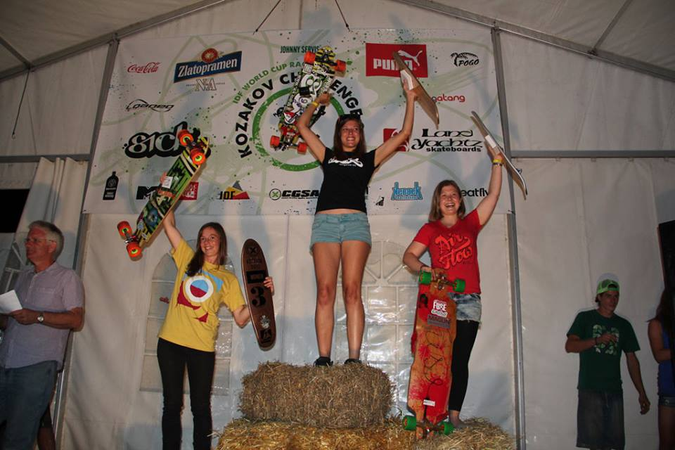 Women Podium 1st Spoky , 2nd Jolanda , 3thd Tamara