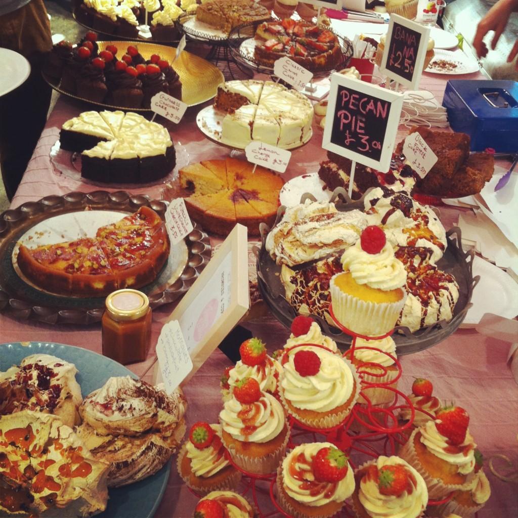 Bricklane, pastry