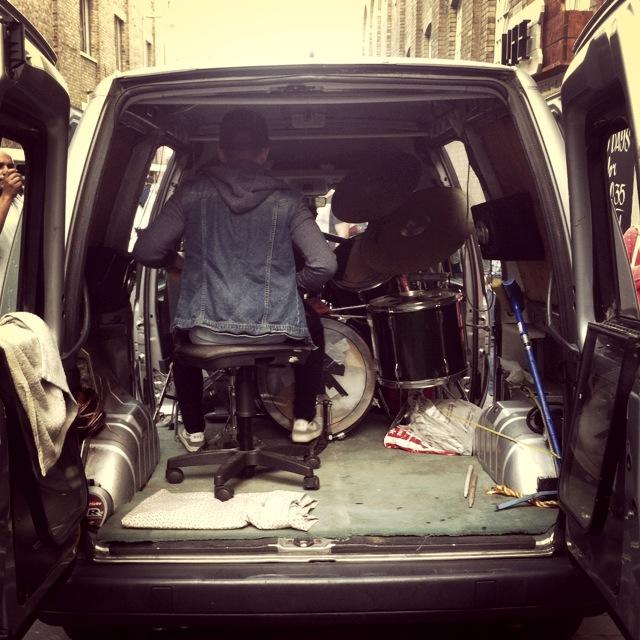 Bricklane, drummer