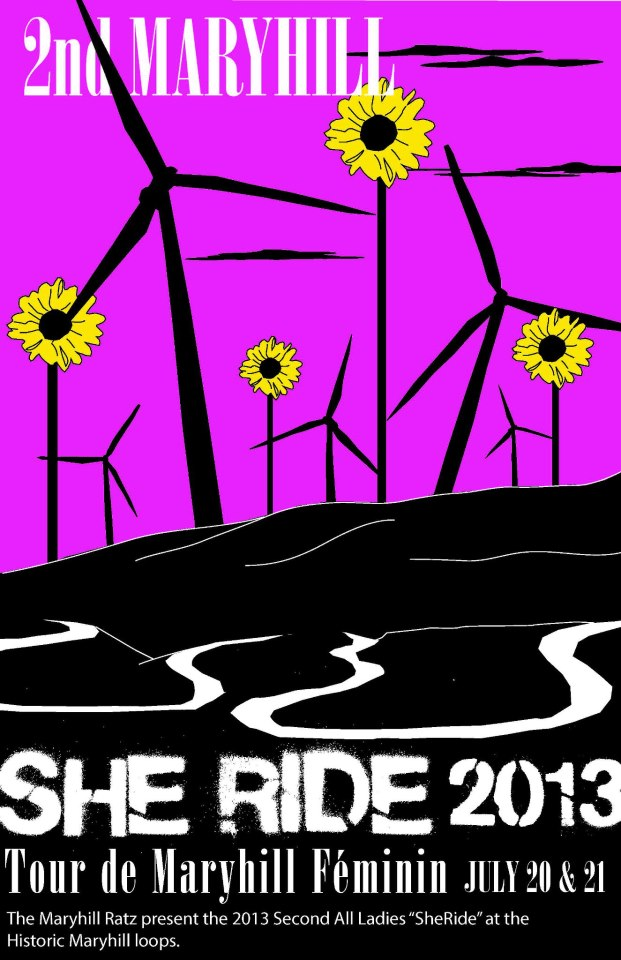second annual she ride