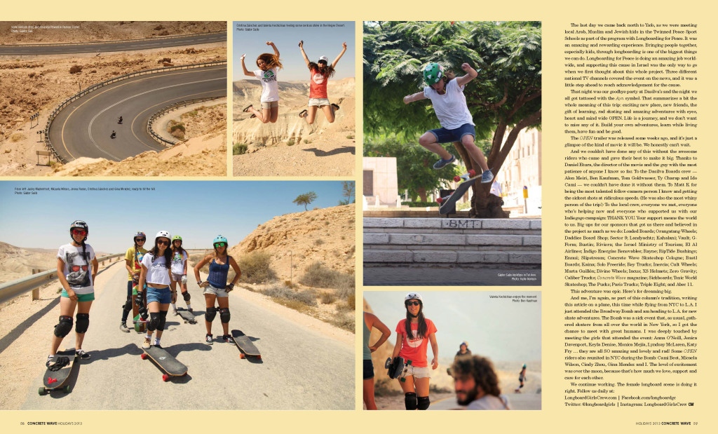 israel 2013 issue_Page 6y7