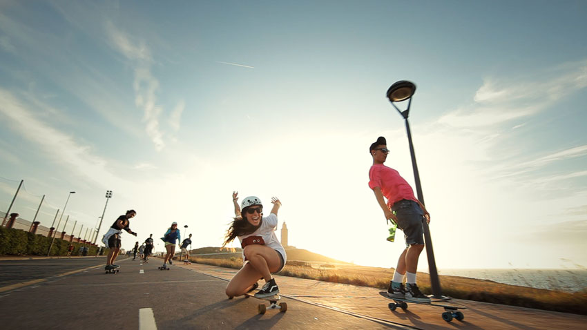 Endless Roads, Juan Rayos, trip, longboard girls crew, longboard, skate, VW, cool, friendship, skate, longboard girls, Valeria Kechichian