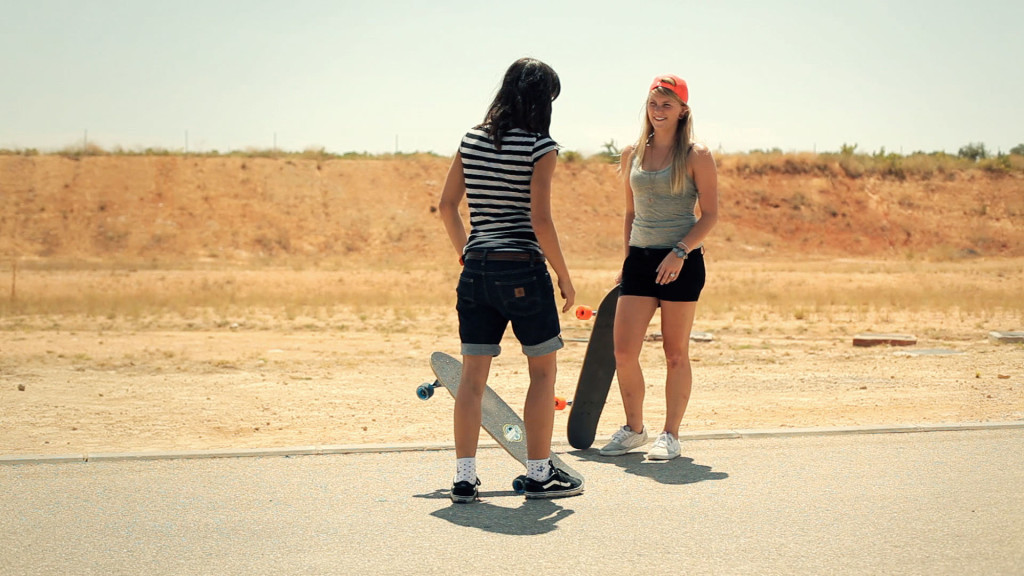 Endless Roads, Longboard Girls Crew, Juan Rayos, trip, VW, cool, friendship, longboard, skate, girls