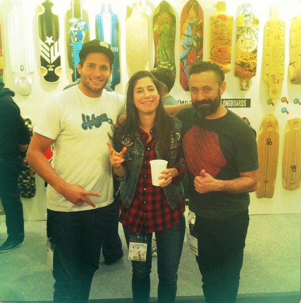Holsome, valeria kechichian, pablo castro, loaded boards