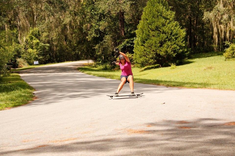 Neena Schueller, longboard girls crew
