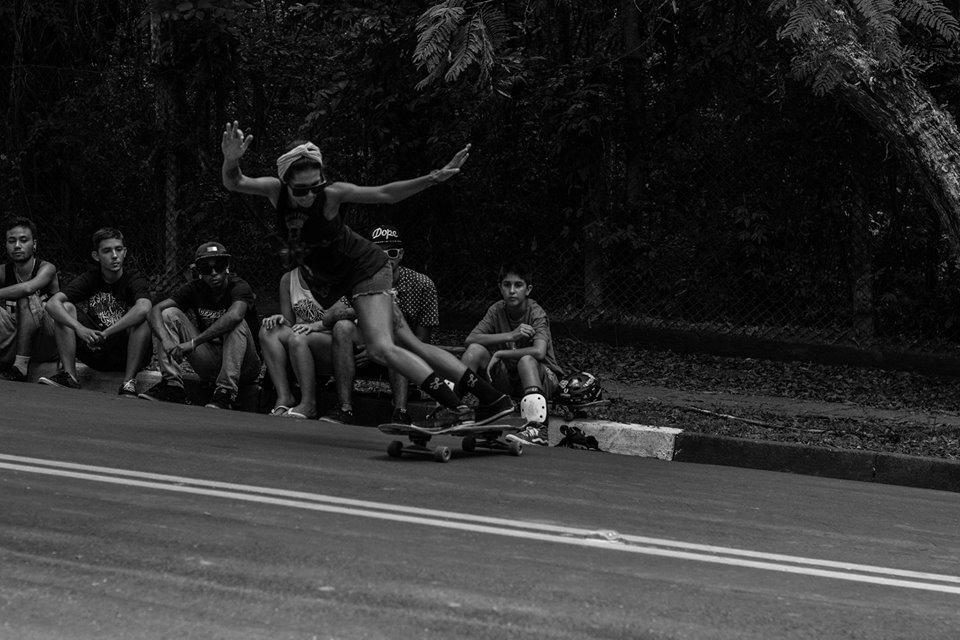 Longboard girls crew, brazil, andrea guandaline