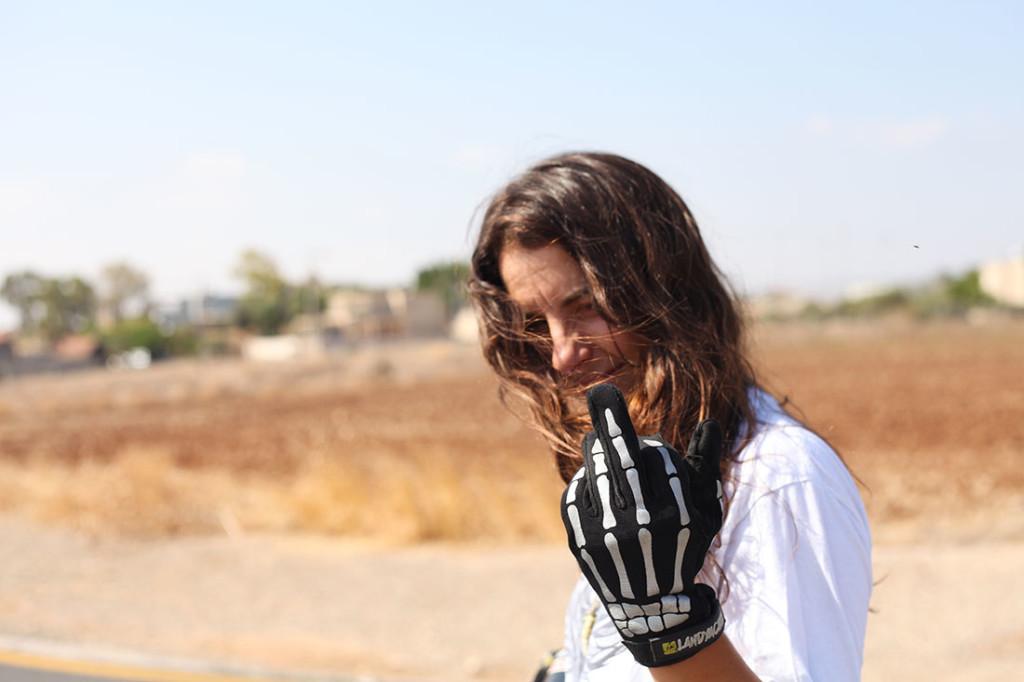 Katie Neilson, Open, Israel, Longboard Girls Crew, longboard, girls, longboard girls, longboard girl