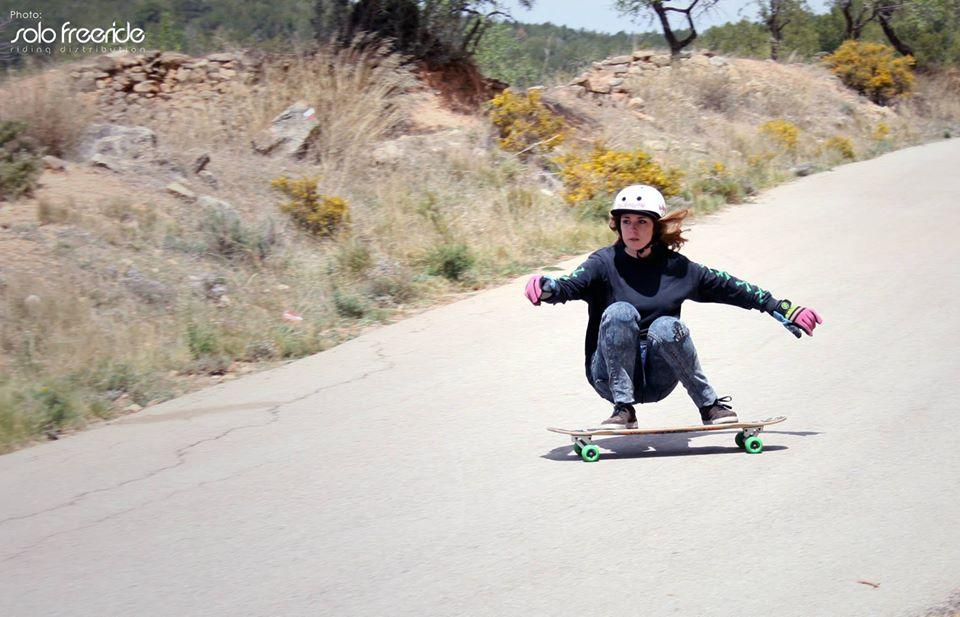 longboard girls crew, laura amorós, titaweekend, longboard, girl