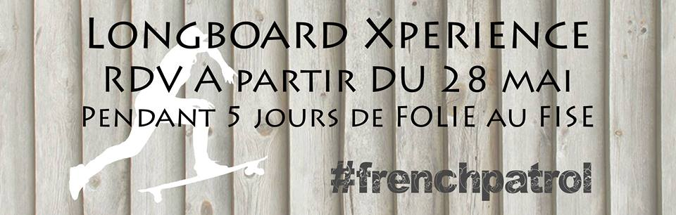 french patrol, longboard