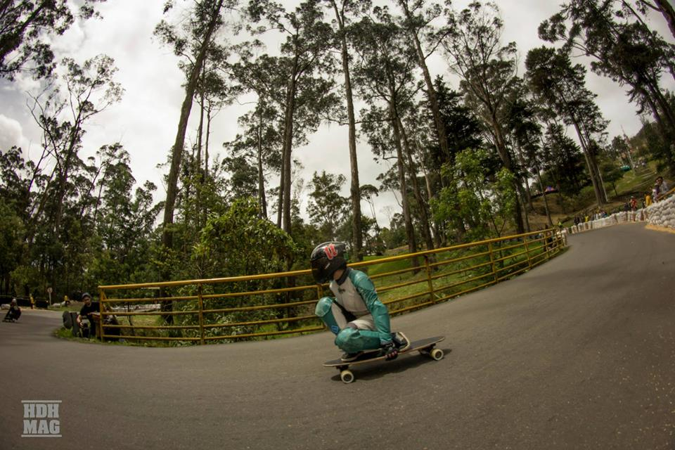 Laura vargas, colombia, longboard girls crew, downhill, cool