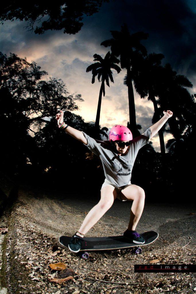 Lucy Chemier, Panama, Longboard Girls Crew, longboard, rad