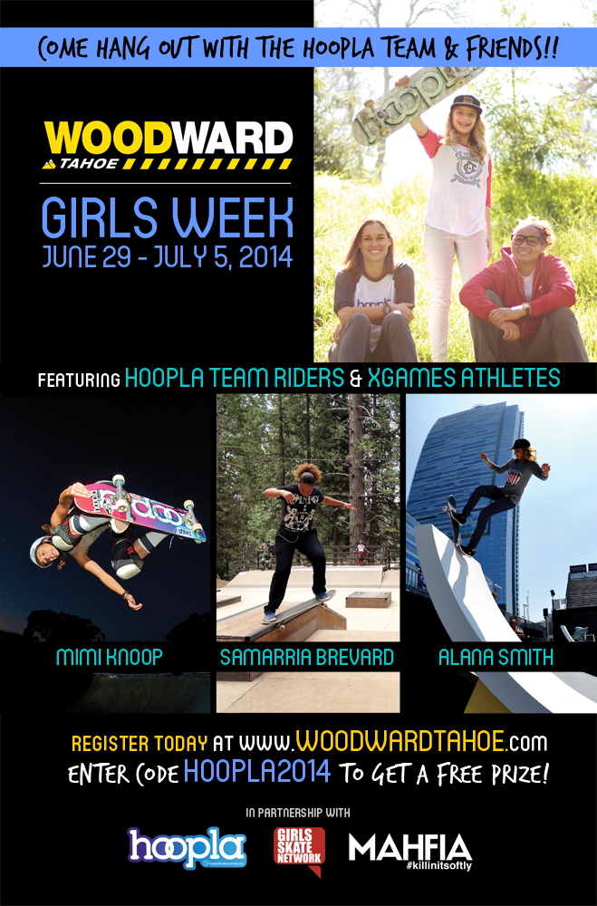 WOODWARD, girls week, skate, skateboarding, girls