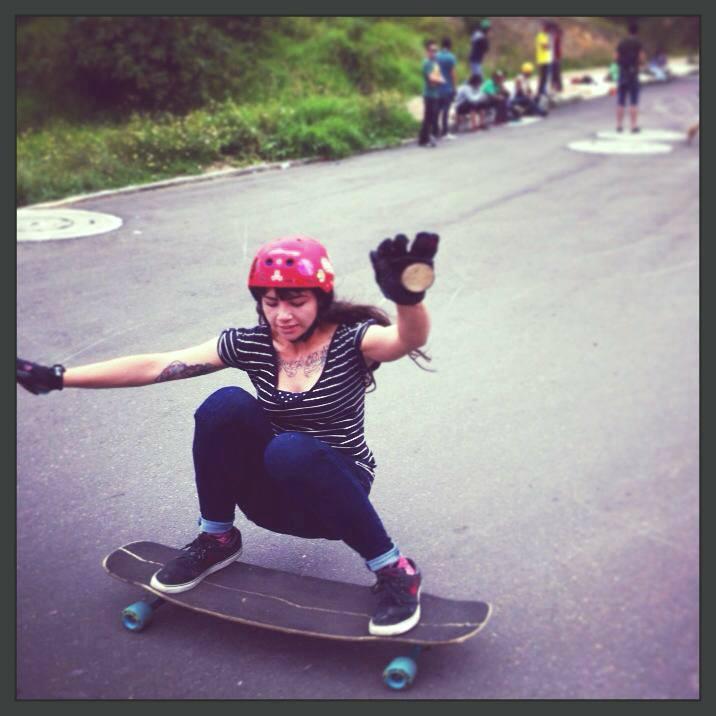 lilihurtado, girl, longboarding, longboard, lgc, longboardgirlscrew