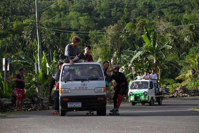 visayan longboard trilogy, vlt5, philippines, longboard, downhill