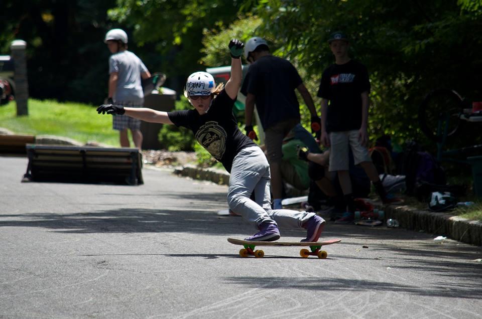 Tijmen Schreur Photography, emily pross, longboard girls crew, longboard, rad, slide