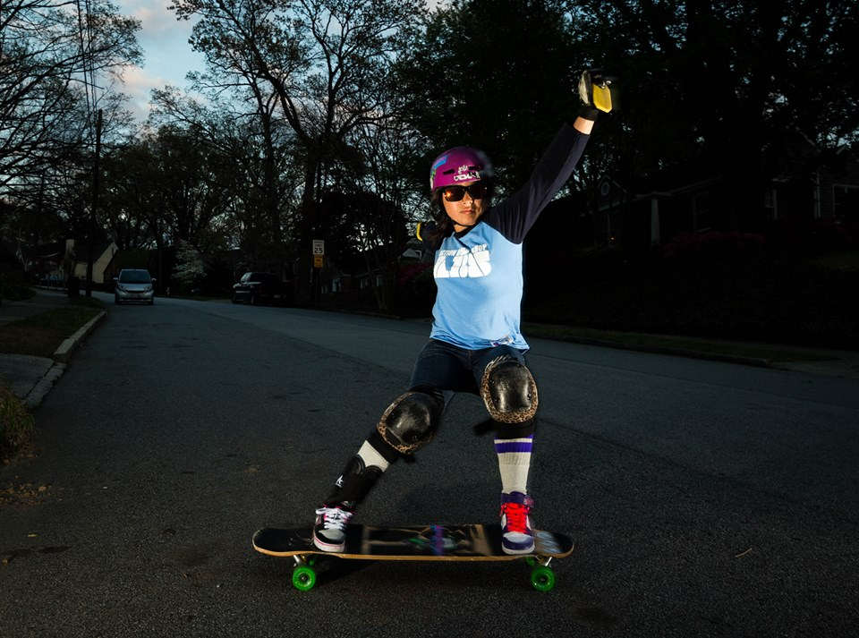 david Yakubov, possala wang, longboard girls crew, longboard, power