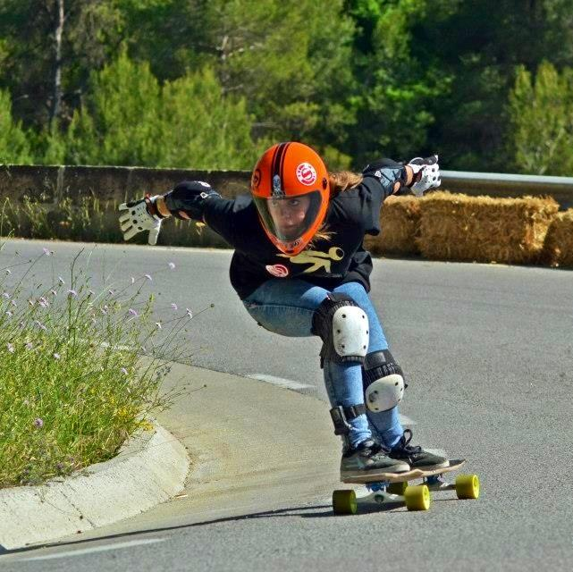 montse sole, barcelona, extreme, barcelona extreme, extreme games, longboard, longboard girls crew, sexismo, sexism
