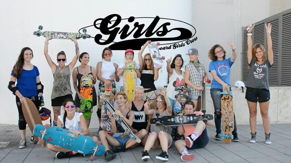 lgc, lgc israel, longboarding,  girls, israel, katya krasner
