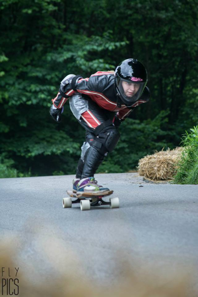 lgc poland, lgc, girl, laura godek, longboarding, girls