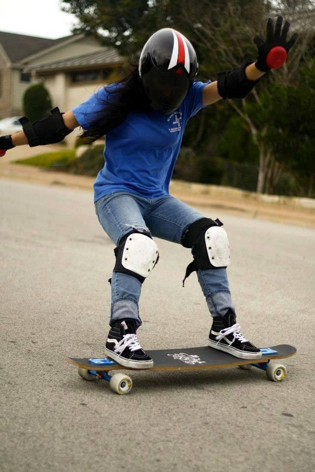 Marissa Garcia, longboard girls crew, longboard