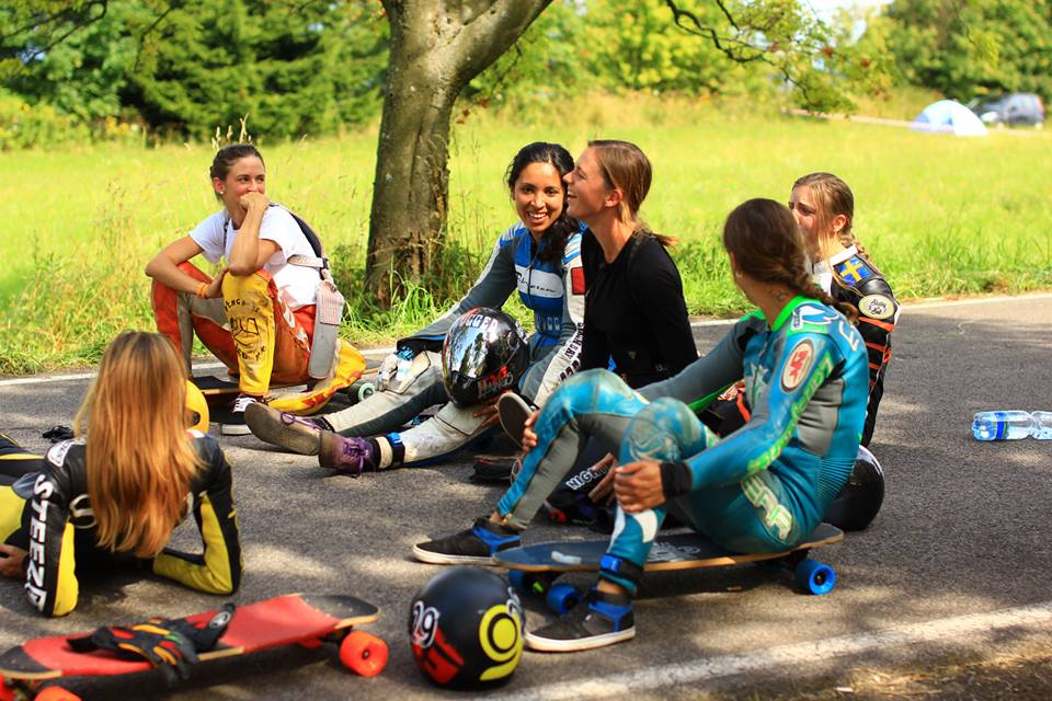 andrei gorokhov, longboard girls crew, longboard, girl, downhill, kozakov, idf, race, badass, Czech republic
