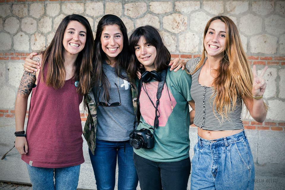 longboard girls crew, longboarding, girls, friendship, open, lgc open, lgs skates Israel, Israel, movie, premiere, madrid, madrid skate film festival, love, valeria kechichian, cristina mandarina, eider walls, gador salis