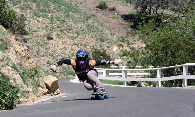 longboard girls crew, rachel bagels, california, skate, longboarding, downhill, rad, cool, fast. girl, landyatchz