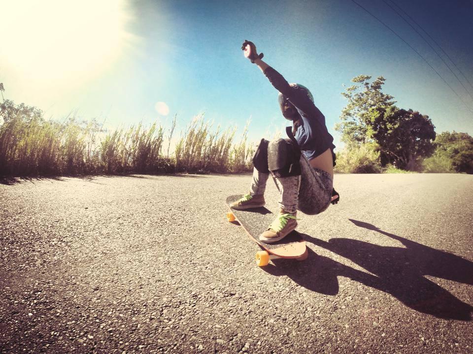 pam diaz, longboard girls crew, longboard, longboarding, skate, fast girl