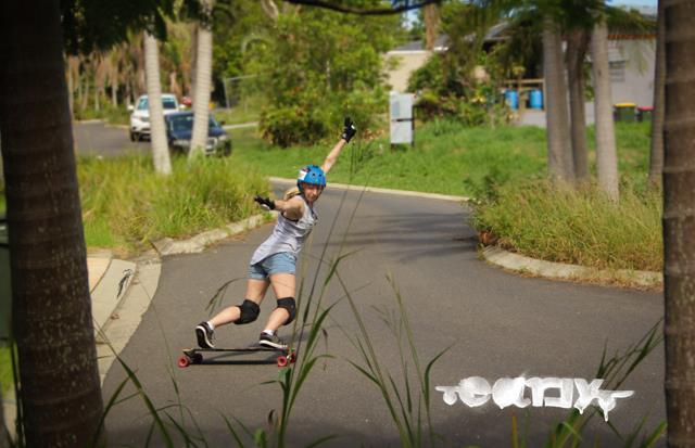 ashley ward, maga mcwhinnie, longboard girls crew, skate, longboarding, australia, sidney, women power, rad, cool, skater girls, downhill, freeride