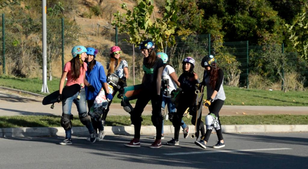 longboard girls crew, lgc, chile
