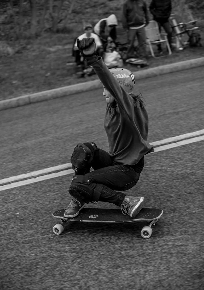 micaela wilson, longboard girls crew, skate, longboarding, fast. slide, cool, rad, women supporting women