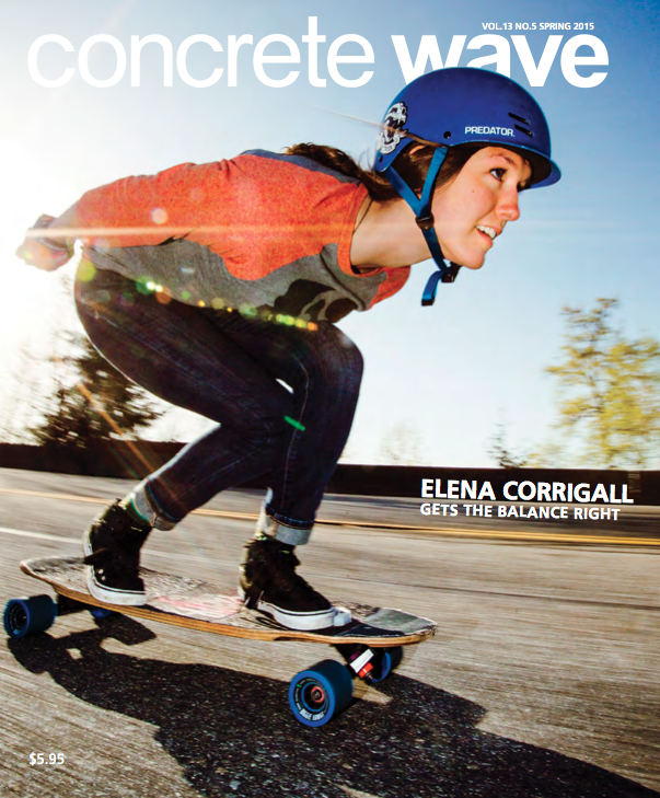 elena corrigall, longboard girls crew, longboarding, skate, concrete wave, rad, cool, beautiful, strong women, women supporting women, landyatchz, downhill, fast, skater girl