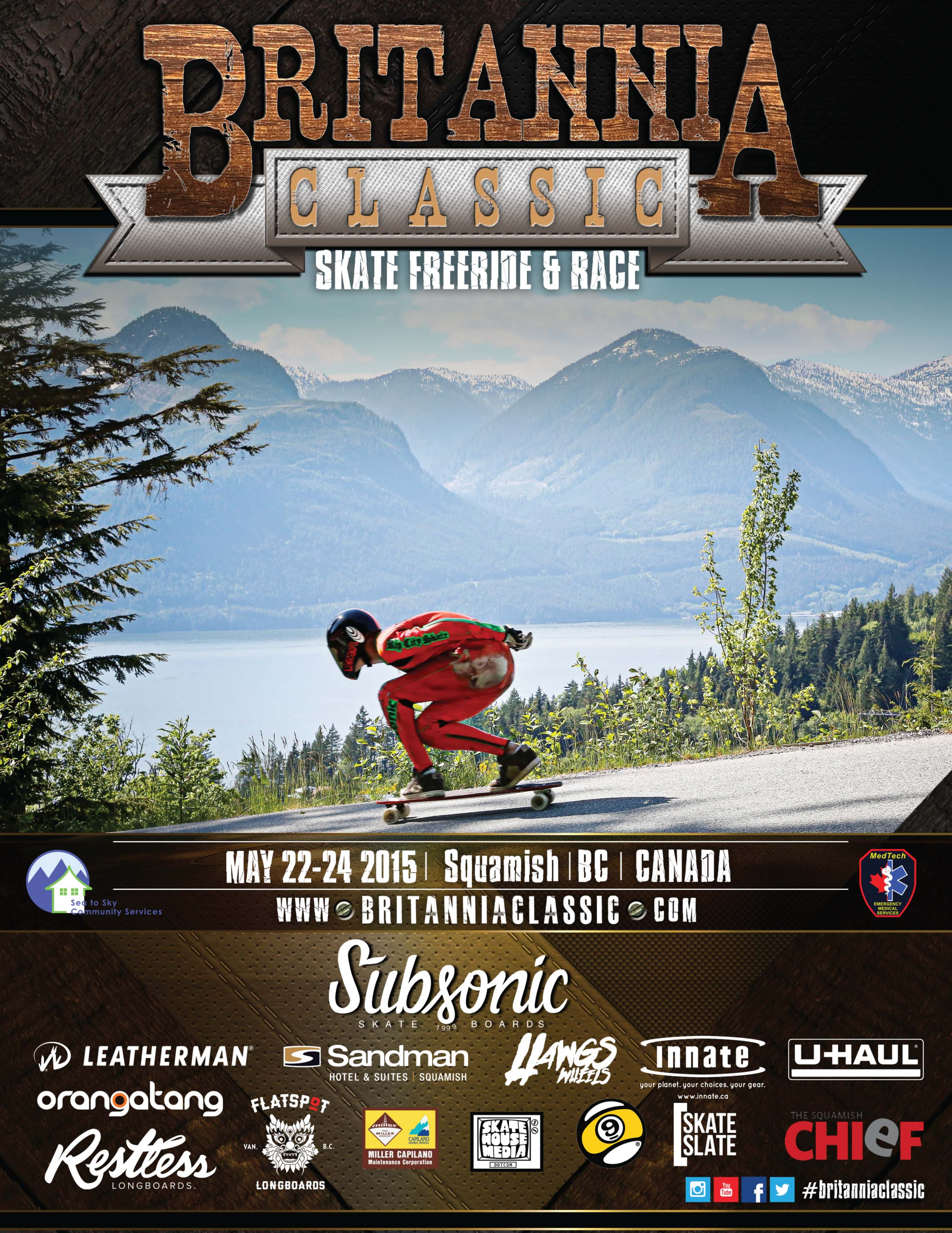 britannia classic, canada, race, downhill, longboard girls crew, longboarding, skate, skate fast, cool, event, rad