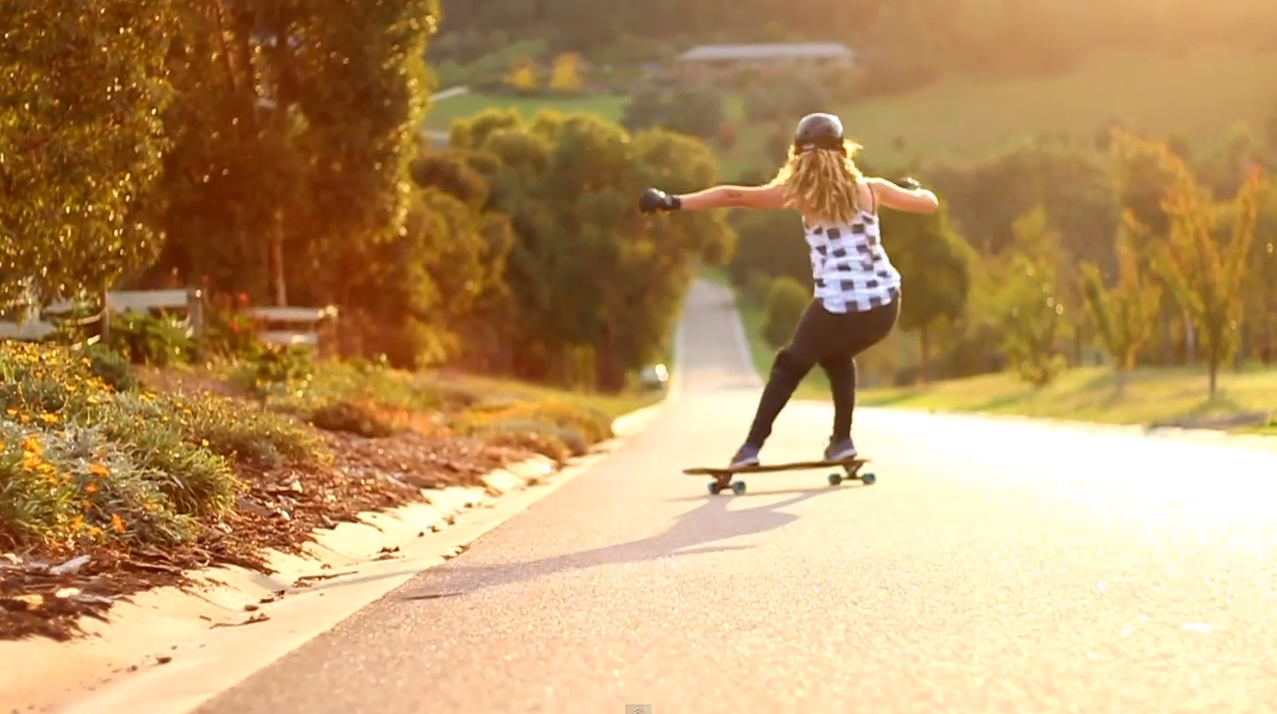 natalie burns, longboard girls crew, sunset sliding, cool, rad, women, strong women, rad women, girls longboarding, uk, australia, jenna russo