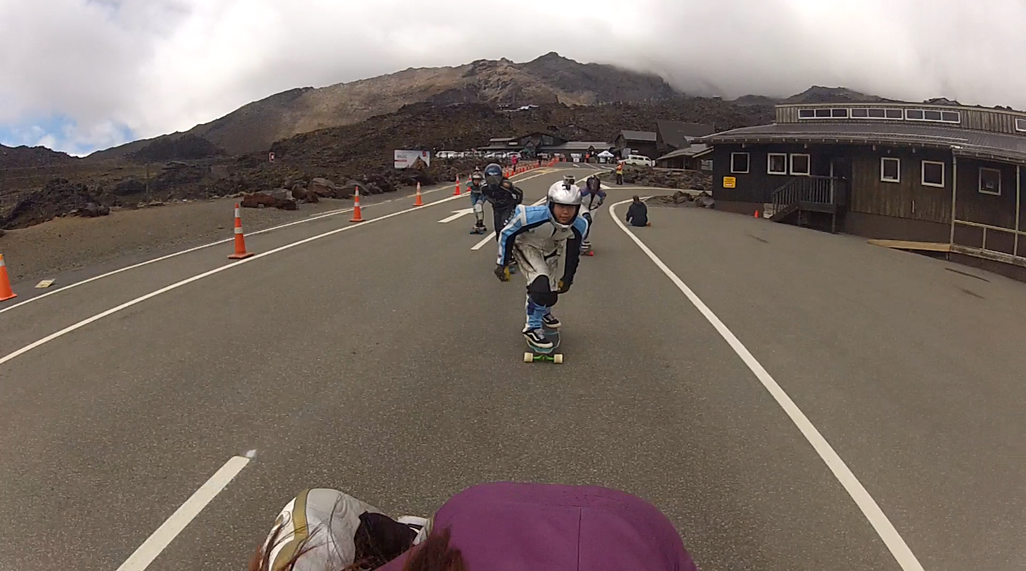 longboard girls crew, longboarding, downhill, fast, rad, strong women, skate, new zealand, women power, girl power, skate like a girl