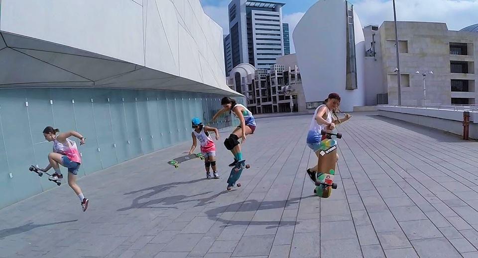 lgc israel, longboard girls crew, longboarding, skate, fun, cool, friends, israel, lgc,