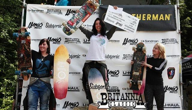 britannia classic, longboard girls crew, canada, marisa nuñez, longboarding, skate, skateboarding, downhill, cool, rad, fast, strong women, rad women, race, racing, summer
